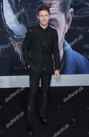Editorial photo of 'Venom' film premiere, Arrivals, Los Angeles, USA - 01 Oct 2018