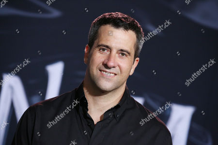 Stock Image of Troy Garity