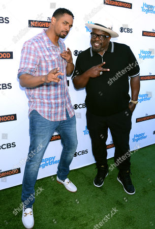 Damon Wayans Jr.. adn Cedric the Entertainer
