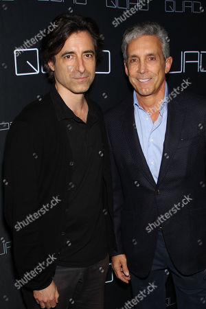 Editorial picture of Cohen Media Group Host New York Special Screening of 'The Great Buster: A Celebration' with Director Peter Bogdanovich, USA - 01 Oct 2018