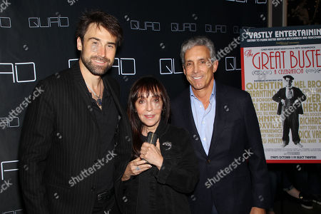 Stock Photo of Shaun Stone, Bonnie Timmermann, Charles Cohen