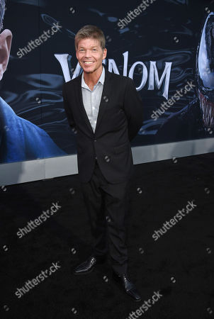 Rob Liefeld at Columbia Pictures' VENOM World Premiere at the Regency Village Theater