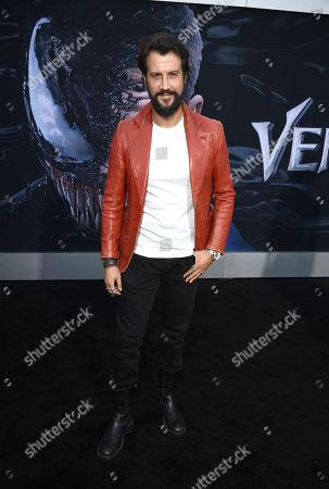 Stefan Kapicic at Columbia Pictures' VENOM World Premiere at the Regency Village Theater