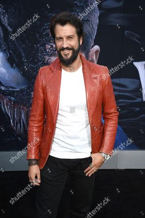 Editorial image of 'Venom' film premiere, Arrivals, Los Angeles, USA - 01 Oct 2018
