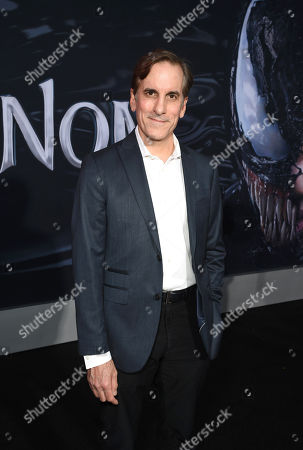Stock Photo of Wayne Pere at Columbia Pictures' VENOM World Premiere at the Regency Village Theater