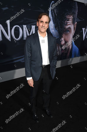 Wayne Pere at Columbia Pictures' VENOM World Premiere at the Regency Village Theater