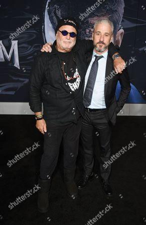 Avi Arad, Producer, and Matt Tolmach, Producer,