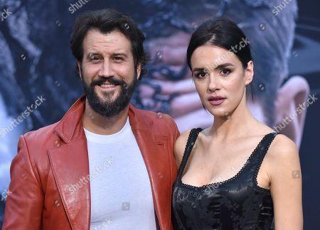 Editorial photo of 'Vemom' film premiere, Los Angeles, USA - 01 Oct 2018