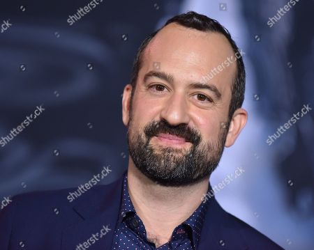 Stock Image of Steve Zissis