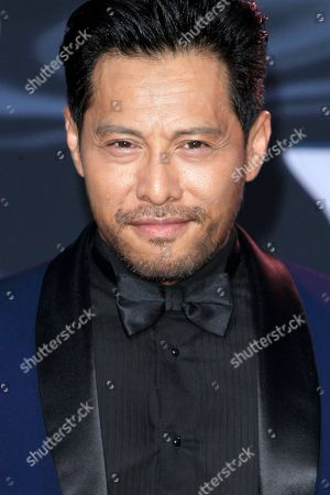 US actor/cast member Sam Medina arrives for the premiere of Columbia Pictures' 'Venom' at the Regency Village Theater in Westwood, Los Angeles, California, USA, 01 October 2018 (issued 02 October 2018). The movie opens in the US on 05 October 2018.