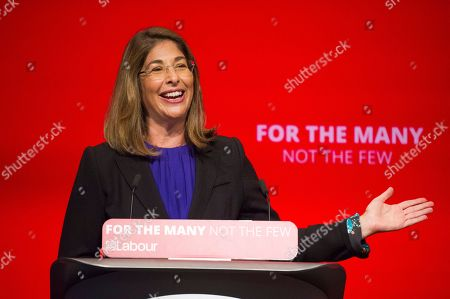 Guest Speaker Naomi Klein Speaking At The Labour Party Conference Brighton 26th September 2017.