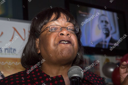 Diane Abbott. Diversity Night At A Party Hosted By Labour Mp Keith Vaz. Diane Abbott.