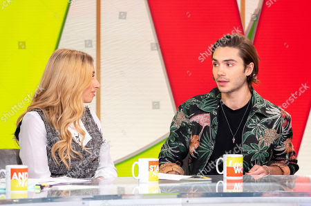 Stacey Solomon, George Shelley