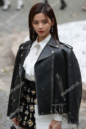 Stock Picture of Yang Chaoyue