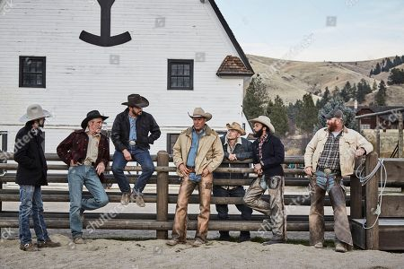 Editorial image of 'Yellowstone' TV Show Season 1 - 2018