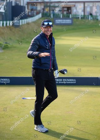 Editorial image of Dunhill Links Championship, Practice, St. Andrews, UK - 02 Oct 2018