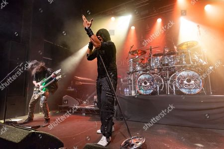 "Sons of Apollo - Ron ""Bumblefoot"" Thal, Jeff Scott Soto, Mike Portnoy"