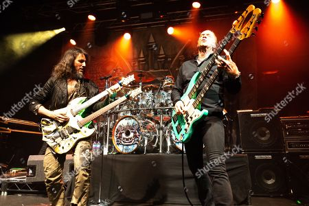 """Sons of Apollo - Ron """"Bumblefoot"""" Thal, Billy Sheehan"""