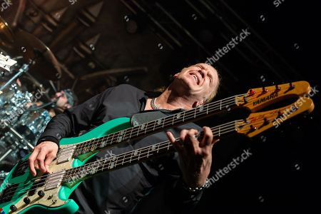 Editorial picture of Sons of Apollo in concert at Academy 2, Manchester, UK - 01 Oct 2018