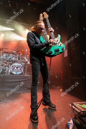 Editorial image of Sons of Apollo in concert at Academy 2, Manchester, UK - 01 Oct 2018