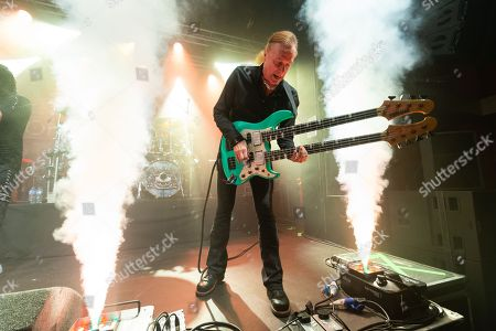 Stock Image of Sons of Apollo - Billy Sheehan