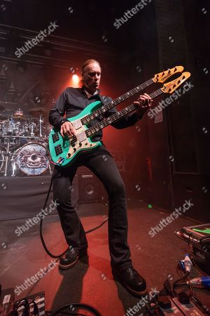 Editorial photo of Sons of Apollo in concert at Academy 2, Manchester, UK - 01 Oct 2018
