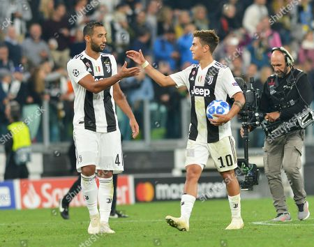 Editorial picture of Juventus FC and BSC Young Boys Bern, Turin, Italy - 02 Oct 2018