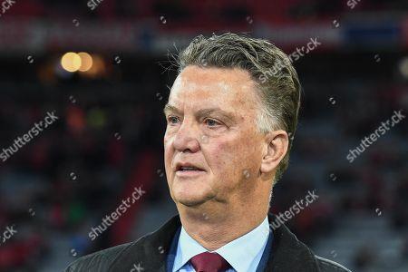 Louis van Gaal, FC Bayern Muenchen - Ajax Amsterdam, Football, Champions League, 02.10.2018
