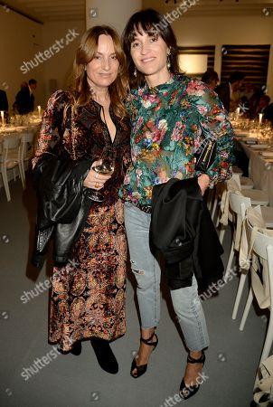 Emily Oppenheimer and Vanessa Barker