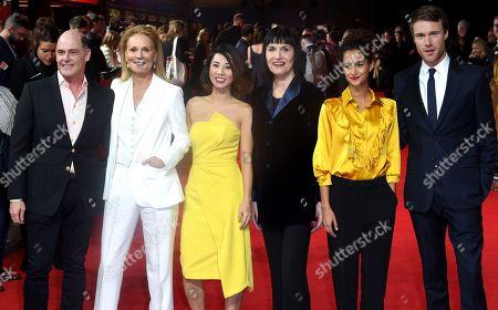 Editorial photo of 'The Romanoffs' TV Show premiere, London, UK - 02 Oct 2018