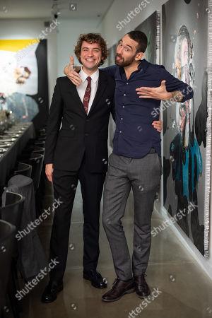 Josh Whitehouse and Matthew Whitehouse