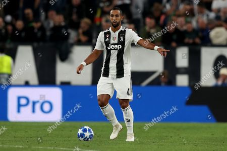 Stock Photo of Mehdi Benatia of Juventus
