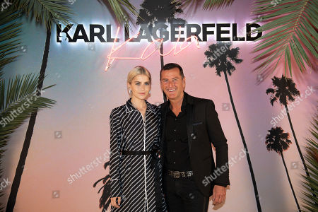 Editorial image of Karl x Kaia collaboration capsule collection - Paris Fashion Week Women's Collections S/S 2019, France - 02 Oct 2018