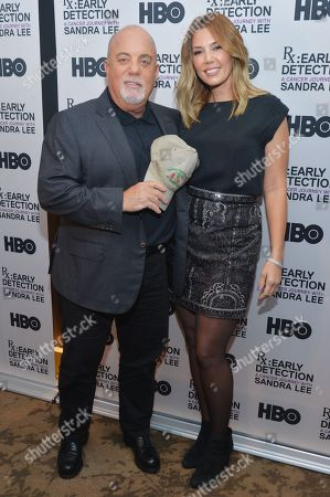 Billy Joel and Alexis Roderick