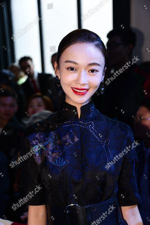 Stock Photo of Wu Jinyan