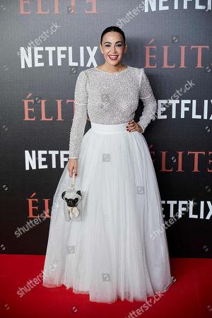 Editorial image of 'Elite' TV series premiere, Madrid, Spain - 02 Oct 2018
