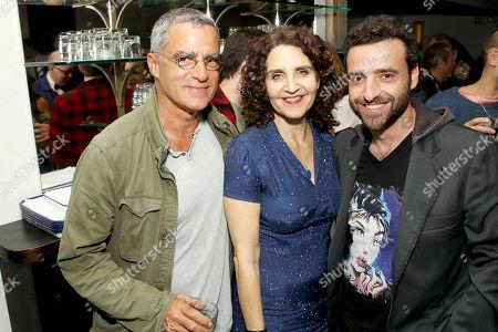 Christos Voudouris (Cinematographyer), Tamara Jenkins (Director), David Krumholtz