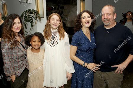 Kathryn Hahn, Alyssa Cheatham, Kayli Carter, Tamara Jenkins (Director), Paul Giamatti