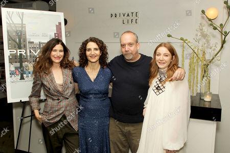 Kathryn Hahn, Tamara Jenkins (Director), Paul Giamatti, Kayli Carter