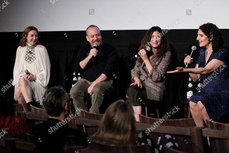 Kayli Carter, Paul Giamatti, Kathryn Hahn, Tamara Jenkins (Director)