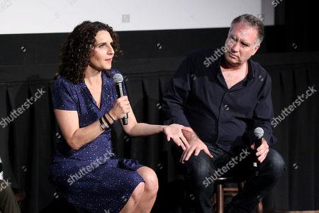 Tamara Jenkins (Director), Jim Taylor(Moderator)