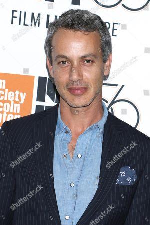 Stock Image of Andrew Lauren, producer