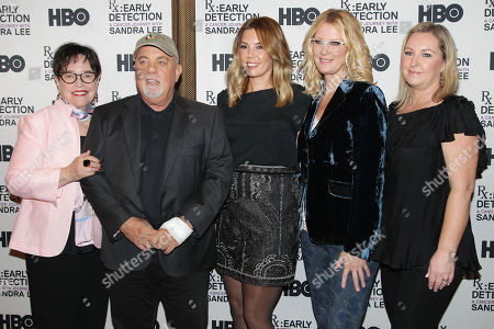 Editorial picture of New York Screening of the HBO Documentary Film 'Rx: Early Detection - a Cancer Journey with Sandra Lee', USA - 02 Oct 2018