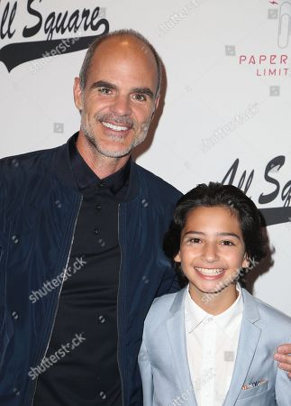 Editorial picture of 'All Square' film premiere, Los Angeles, USA - 02 Oct 2018