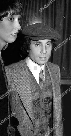Editorial picture of Shelley Duvall Paul Simon 1976 - 01 Jan 2005