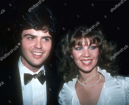 Editorial image of Donny Osmond & Wife Debbie Osmond 1981 - 01 Jan 1981