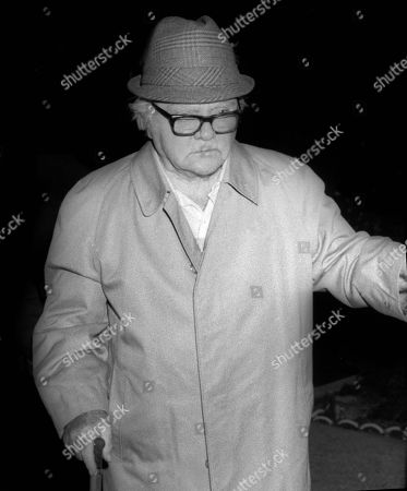 Stock Image of James Cagney