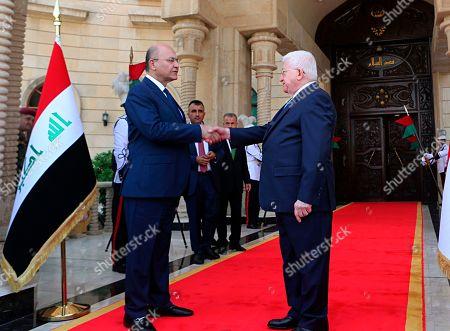 Editorial photo of Baghdad, Iraq - 03 Oct 2018