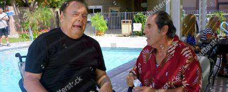Paul Sorvino as Danny, David Proval as David Dresner