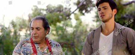 David Proval as David Dresner, Robert Scott Wilson as Ben Freidman